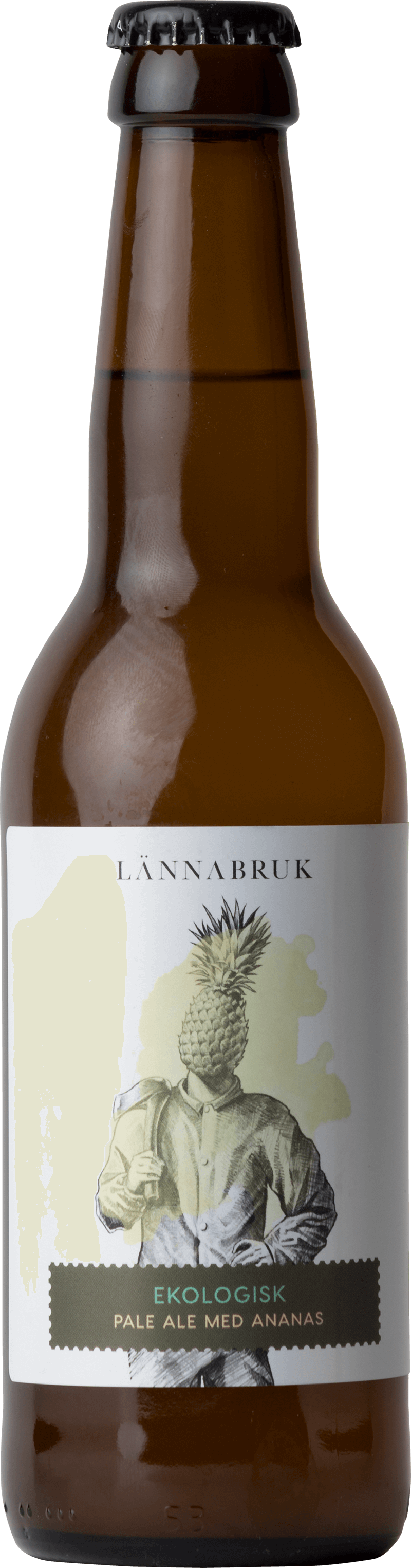 Pale ale med ananas
